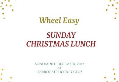 Sunday Christmas Lunch