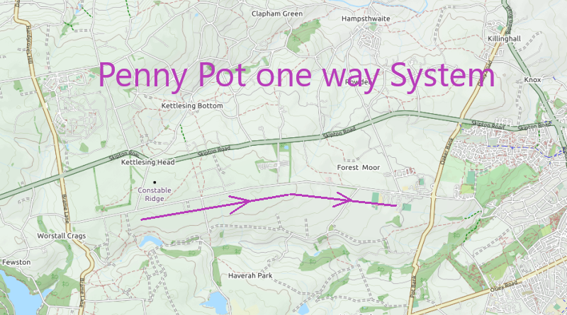 Penny Pot One Way