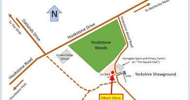 New Starting Venue for Sunday & Wednesday Rides